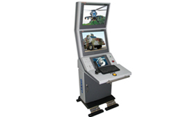 Rugged Integrated Computer Consoles